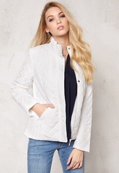 b.young Amanda Jacket Off White Bubbleroom.se