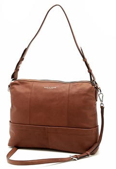 TIGER OF SWEDEN Apricato Leather Bag T82 Medium Brown Bubbleroom.se
