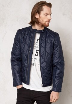 G-STAR Attacc quilted jkt Saru Blue Bubbleroom.se