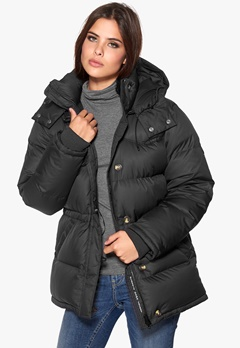 Boomerang Alexandra down jacket 099 Black Bubbleroom.se