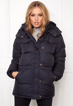 Boomerang Alexandra Down Jacket 810 Blackish Navy Bubbleroom.se