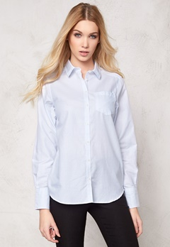 Boomerang Rosenlund Oxford Shirt White Bubbleroom.se
