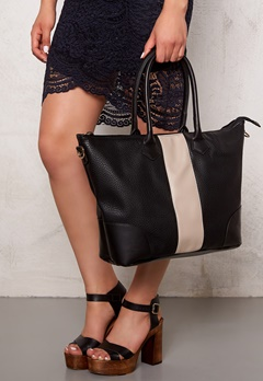 Pieces Botilda Bag Black Bubbleroom.se