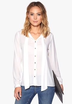 b.young Felice Blouse 80115 Off White Bubbleroom.se