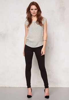b.young Florence Top 80115 Off White Bubbleroom.se