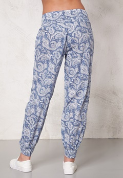 b.young Floria Pants 80410 Moonlight Blue Bubbleroom.se