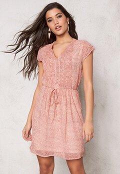 b.young Harsha Dress 80824 Sunset Bubbleroom.se