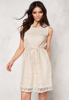 b.young Iona Dress 80654 Whisper Pink Bubbleroom.fi