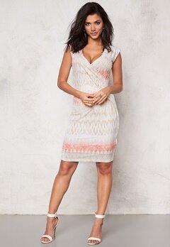 b.young Sanja Dress 80280 Oxford Tan Bubbleroom.se