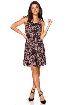 b.young Selir Dress Woodrose Bubbleroom.se