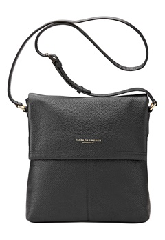 TIGER OF SWEDEN Calbella Leather Bag 050 Black Bubbleroom.se