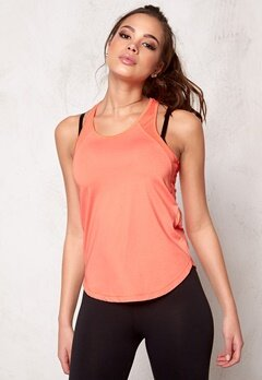 ONLY PLAY Celia sl Training Top Bright Orange Bubbleroom.se