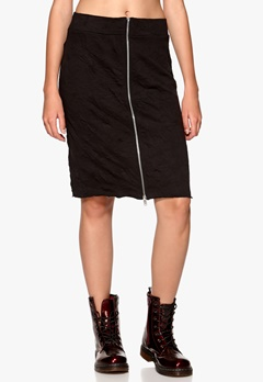CHEAP MONDAY Craze Skirt Punk Black Bubbleroom.se