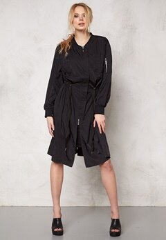 CHEAP MONDAY Shelter Jacket Black Bubbleroom.se