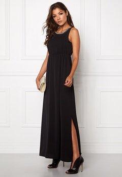 Chiara Forthi Aurely Evening Gown Black/Gold Bubbleroom.se