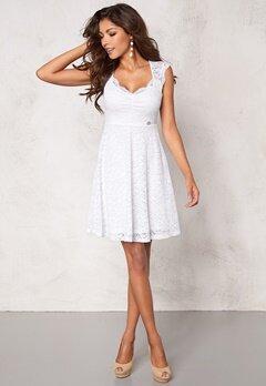 Chiara Forthi Bianca Dress White Bubbleroom.se