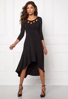 Chiara Forthi Chandler Dress Black Bubbleroom.se