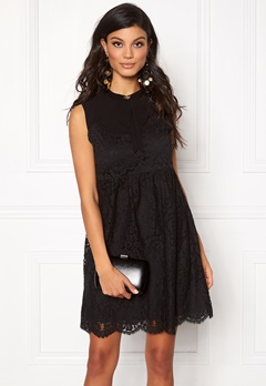 Chiara Forthi Devon Dress Black Bubbleroom.se