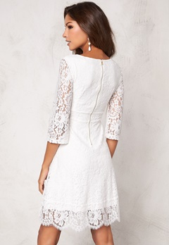 Chiara Forthi Ellix Dress - 2 Winter white Bubbleroom.se