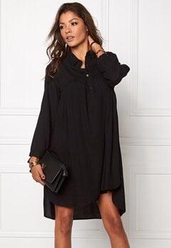 Chiara Forthi Everett Shirt Dress Black Bubbleroom.fi