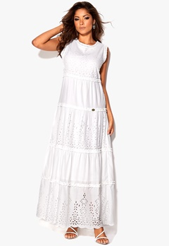 Chiara Forthi Faviana Dress White Bubbleroom.se