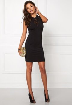 Chiara Forthi Forli Bodycon Dress Black Bubbleroom.se