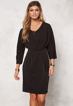 Chiara Forthi Heritage Dress Black Bubbleroom.se
