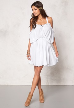 Chiara Forthi Intrend Aruba Dress White Bubbleroom.fi