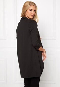 Chiara Forthi Intrend Duster Black Bubbleroom.se