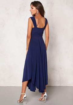 Chiara Forthi Lefort Dress Blue Bubbleroom.se