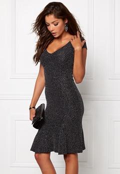 Chiara Forthi Ondria Dress Black / Silver Bubbleroom.se