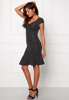 Chiara Forthi Ondria Dress Black / Silver Bubbleroom.se