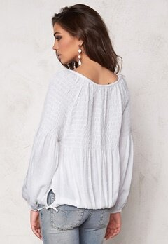 Chiara Forthi Ophelie Top Antique white Bubbleroom.se