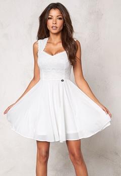 Chiara Forthi Piubella Dress Milk Bubbleroom.se