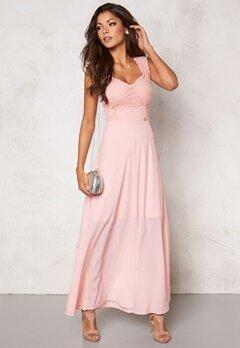 Chiara Forthi Piubella Long Dress Light pink Bubbleroom.se
