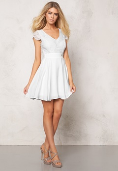 Chiara Forthi Princess dress Milk Bubbleroom.fi