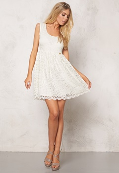 Chiara Forthi Principessa Dress Pearl white Bubbleroom.se