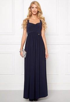 Chiara Forthi Rochelle Maxi Dress Blue Bubbleroom.se
