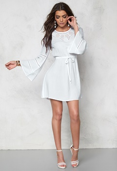 Chiara Forthi Rosie Dress White Bubbleroom.fi