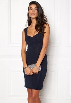Chiara Forthi Saskia Stretch Dress Midnight blue Bubbleroom.se