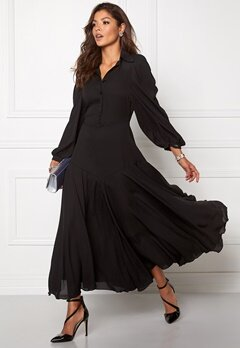 Chiara Forthi Sphere Dress Black Bubbleroom.se