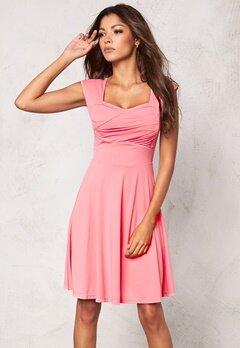 Chiara Forthi Suelly Dress Bubblegum Pink Bubbleroom.se