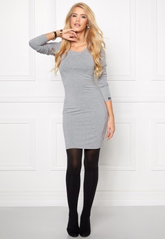 Chiara Forthi Trever Dress / Top Grey melange Bubbleroom.se