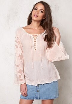 Culture Amund Blouse Peach Blush Bubbleroom.se