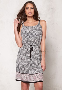 Culture Ari Dress Rose/Grey/Blue Bubbleroom.se