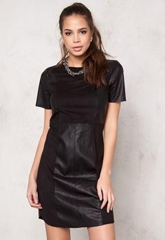 Culture Bjarno Dress Black Bubbleroom.se