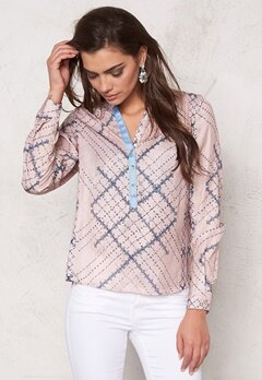 Culture Shanelle Shirt 2345 Powder Skiffer Bubbleroom.se