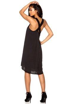 Culture Simona Dress Black Bubbleroom.se