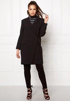 DAGMAR Jolie Coat Black Bubbleroom.se