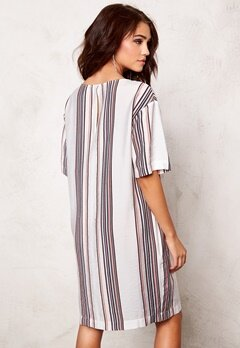 DAGMAR Fedelia dress Stripe print Bubbleroom.se